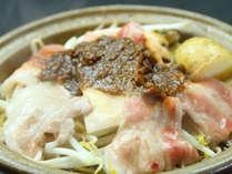 瑞浪ボーノポークを使用した絶品★陶板焼き,岐阜県,和味の宿 いわみ亭