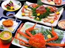 【足折れ大がにフルコース】特大の700gの大がに♪タグ付きブランド蟹をお得に食べるなら、コレがおススメ!