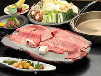 【近江牛すき焼き】A4~A5ランク使用★信楽伝統の味!