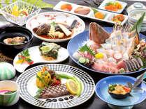 『☆基本会席☆』佐世保の美味、美食を楽しむ料理長の『おまかせ和会席』コース
