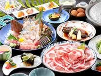 佐世保は魚も美味しけど肉も◎♪迷ったらスタンダードな料理を『豚しゃぶ会席』
