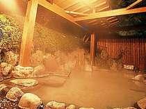 貸切露天風呂「たまゆらの湯」(有料)