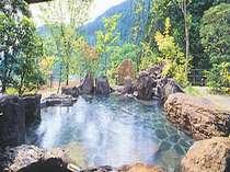 貸切露天風呂「木もれびの湯」