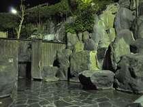 岩風呂大浴場「和みの湯」女性露天風呂
