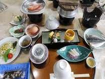 和朝食セットメニュ-