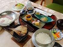 こだわりの朝食(和食セット)