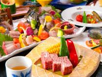 旅の楽しみは温泉だけでなく料理も!大分の幸、日田の幸、天ケ瀬の幸を味合う四季折々の会席をどうぞ――