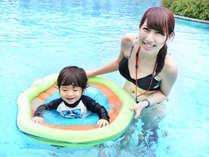 夏休みの思い出に!近隣でプールがある宿はここだけ!ご宿泊のお客様は無料で利用できます!