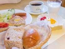 *【朝食一例】「欧風家庭料理」の朝ごはん