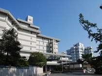 唐津シーサイドホテル (佐賀県)