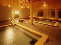 遊山の湯:2つの源泉がお楽しみいただけます。