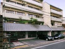 【外観】ようこそ!ホテル近江屋へ♪