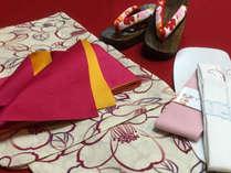 【浴衣で京都散策】浴衣セットが貰える☆手ぶらで楽々宅配サービス付◎<朝食付>