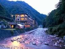 5つのお湯めぐり 小川温泉元湯 ホテルおがわ