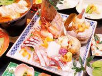 キトキト鮮魚を納得のボリュームで!お刺身スペシャルプラン