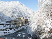 5つのお湯めぐり 小川温泉元湯 ホテルおがわ (富山県)