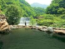 大自然を望む絶景の露天風呂 女性専用蓮華の湯