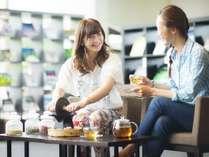 【無料アクティビティ】「薬研こしぇる茶」。下記「宿からのお知らせ」にてその他催しも多数ご紹介中♪