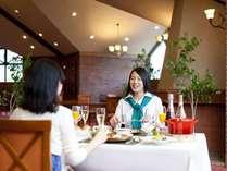 【じゃらん限定】1泊2食付(朝食アップグレード) ~グランヒュッテモーニングで贅沢な朝の時間を楽しむ~