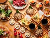 【2019年4月~】【早割30日前】2食付(夕食:ビュッフェ+朝食:ビュッフェ)
