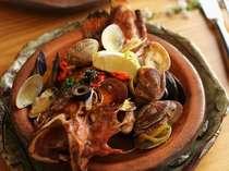 独自のルートの魚料理は絶品。度々テレビでも紹介されています。