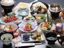 新鮮な旬の味覚をふんだんに使った、忘新年会のお得なプランのお料理です。お料理はイメージです。