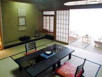 ■標準和室10畳~(バス付・ウォシュレット完備)