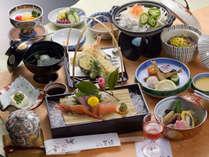 ■会席一例■ お値打ち期間限定プランのお料理例です