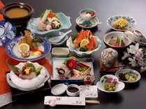■旬会席■ 秋冬のお料理イメージ(内容・品数等、若干変わります)