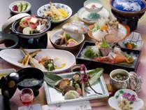 ■旬会席■ 春夏のお料理イメージ(内容・品数等、若干変わります)