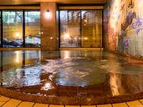 ■女性大浴場■可愛らしいお風呂は入る前からテンションアップ!