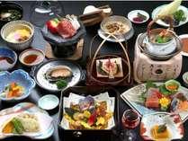 高級食材がずらり!秋の味覚グルメプラン!