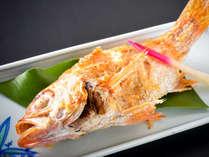 3大グルメプラン★高級魚の代表、のどぐろの塩焼き♪