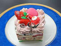 ★特製ケーキ★クリスマスケーキ♪カップルでファミリーで仲良く分けて食べてくださいね♪