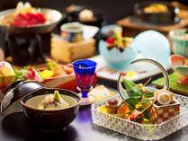 ■基本会席―STANDARD―■1つ1つがまるで宝石。心躍るようなお料理をお楽しみください。