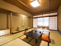 ■和室10畳■最もスタンダードな客室。