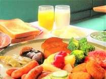 朝食バイキング/7:00~9:00