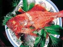 金目鯛煮付(一例)