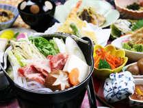 """【ブランド豚""""JAPAN X""""の鍋一例】日本ブランドのうまい豚、三元豚のJAPAN X"""