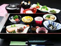 【朝食和食膳】朝は女将の手作り。ほっとする優しい味の和朝食をご用意致します。