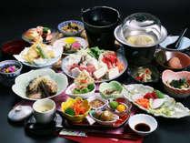 【JAPAN X・和牛】2種類の食べ比べはすき焼きで。お客様のタイミングでお召し上がりください♪