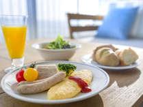 レストランHARBOR'S W 朝食ブッフェ一例