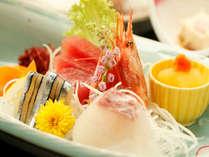 【夕食】会席料理の一例,静岡県,牧水荘 土肥館