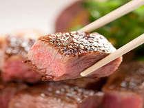 季節の会席+信州牛ステーキ満腹プラン