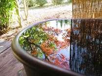 貸切家族風呂 木曽の露天風呂