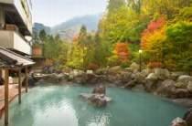 季節の移ろいを感じながら、露天風呂を楽しもう!