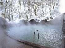 冬は露天風呂が最高に気持ち良いですね
