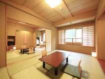 <大部屋>12畳+8.5畳の広々とした和室