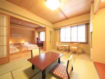 <和洋室>2室しかないお部屋タイプです。