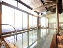 6.地下1階檜風呂